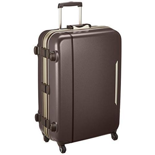 [プロテカ] スーツケース 日本製 レクトクラシックII 80L 68cm 5.1kg 00752 05 ショコラブラウン