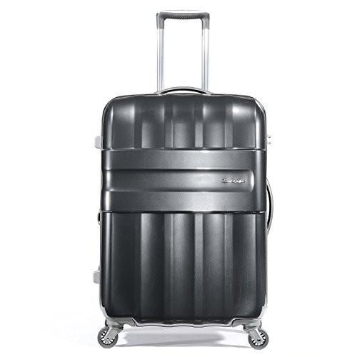 [サムソナイト] Samsonite スーツケース アーメット スピナー66 63L-75L 4.0kg 拡張機能 保証付 S43*19002 18 (チャコール)