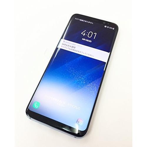 SAMSUNG(サムスン) Galaxy S8 64GB コーラルブルー SCV36 au|happy-square