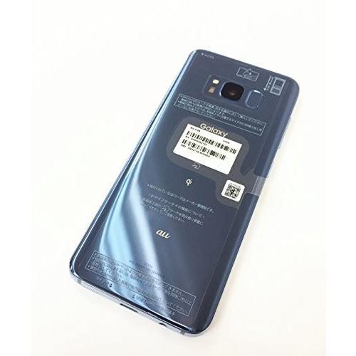 SAMSUNG(サムスン) Galaxy S8 64GB コーラルブルー SCV36 au|happy-square|02