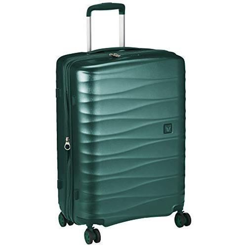 [ロンカート] スーツケース等 STELLAR 保証付 71L 64 cm 3.7kg D.緑