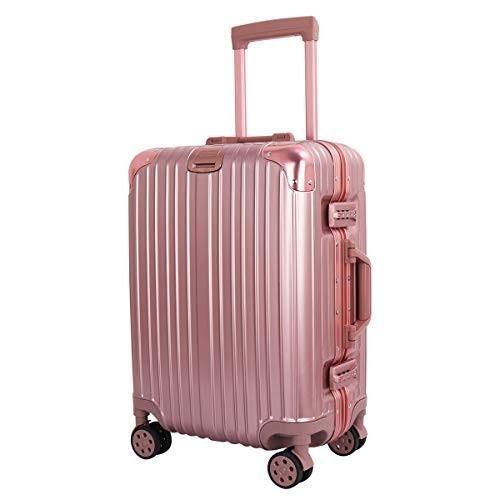 【XDJ Life】スーツケース 静音ダブルキャスター TSAロック搭載 超軽量 機内持込 出張 修学 国内外旅行