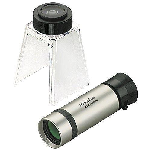 ESCHENBACH 単眼鏡 バリオプラス スタンドルーペセット 倍率8倍 20ミリ口径 1674-820