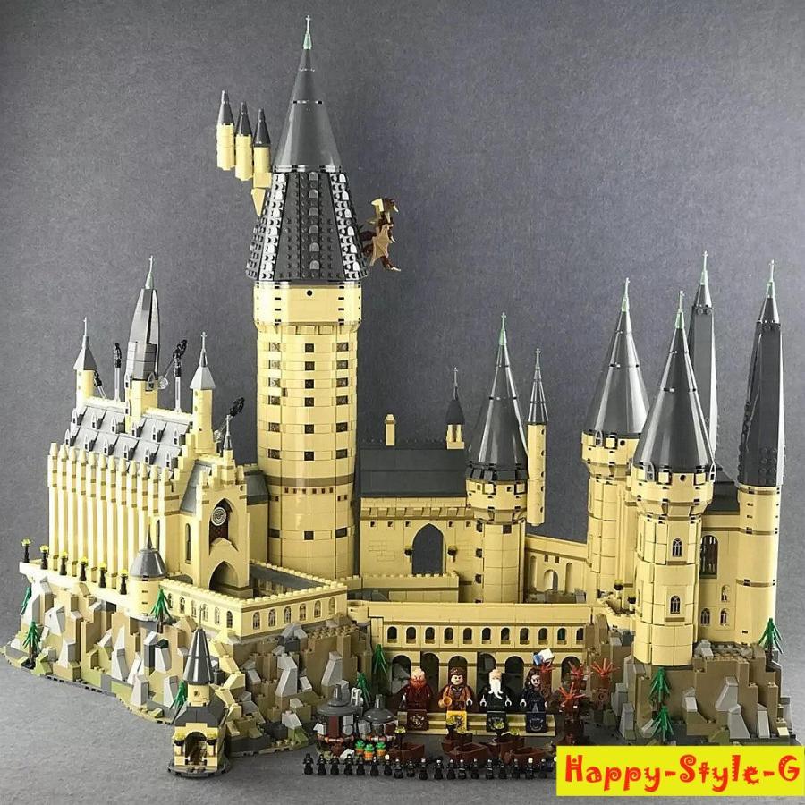 レゴ レゴブロック LEGO レゴ71043 ハリーポッター ホグワーツ城 互換品