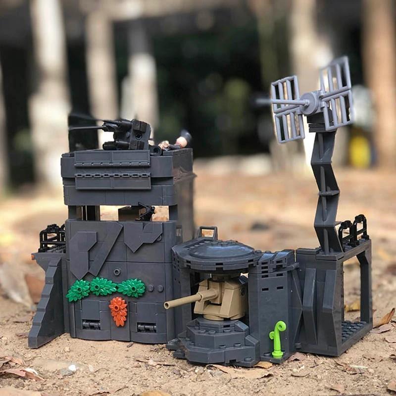 ブロック互換 レゴ 互換品 レゴミリタリー ノルマンディーの戦い 大君主作戦 連合軍の作戦 互換品クリスマス プレゼント|happy-style-g|05