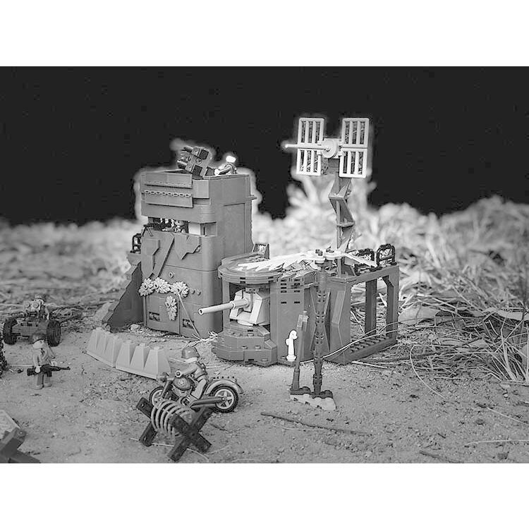 ブロック互換 レゴ 互換品 レゴミリタリー ノルマンディーの戦い 大君主作戦 連合軍の作戦 互換品クリスマス プレゼント|happy-style-g|06