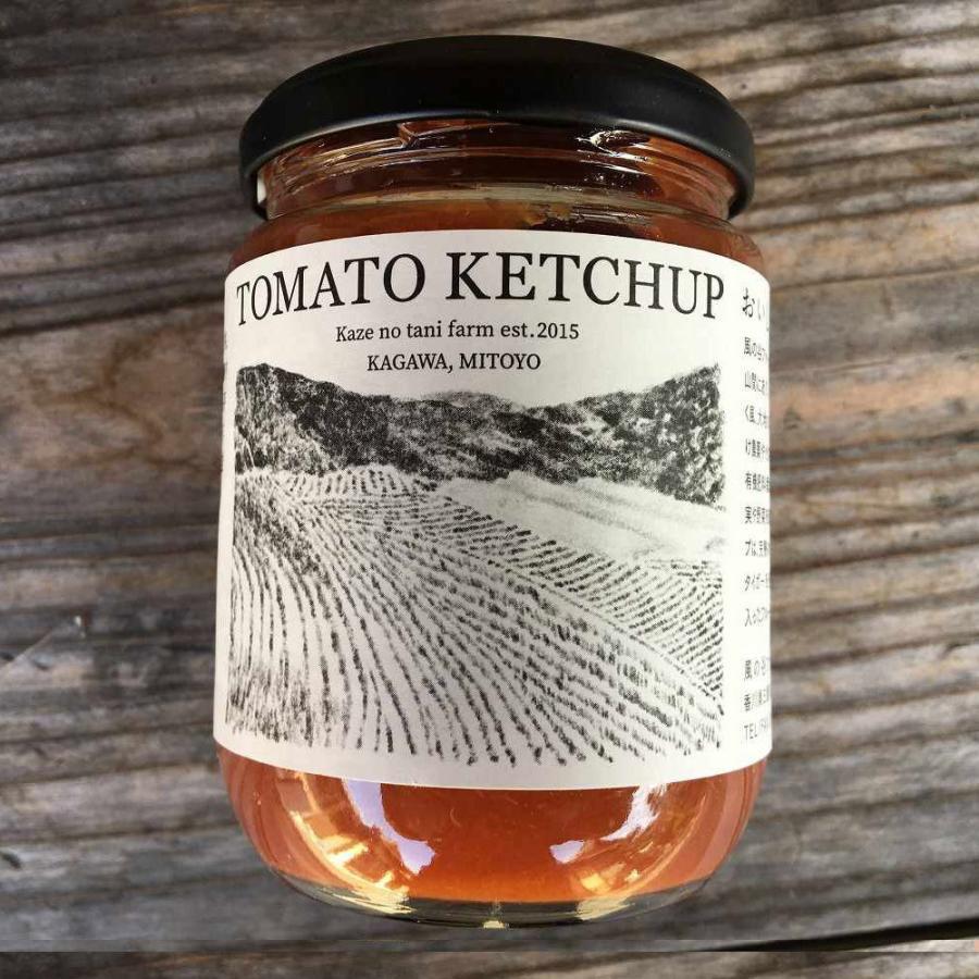トマト農家の 完熟トマトケチャップ 250g
