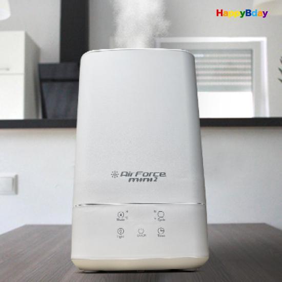 空気清浄機 コロナウイルス対策 除菌消臭 超音波噴霧器 エアフォースミニ2 水成二酸化塩素 500ppm ブロッケンウォーター5L 50mlボトル3本|happybday|05