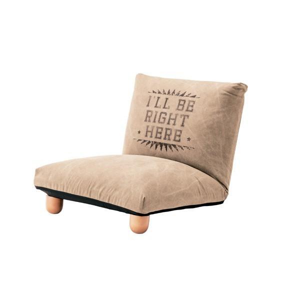 座椅子 おしゃれ ミニ 脚付き|happybed|02