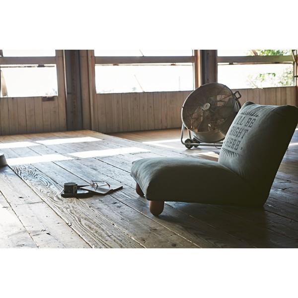 座椅子 おしゃれ ミニ 脚付き|happybed|06