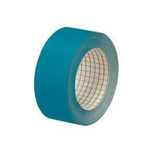 【直送】(業務用100セット) プラス 製本テープ/紙クロステープ 〔35mm×12m〕 裏面方眼付き AT-035JC 青