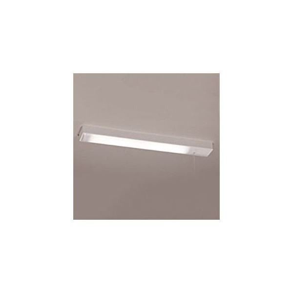 【直送】(まとめ)日立 LEDキッチンライト 流し元灯 プルスイッチ式 LFB2002〔×2セット〕