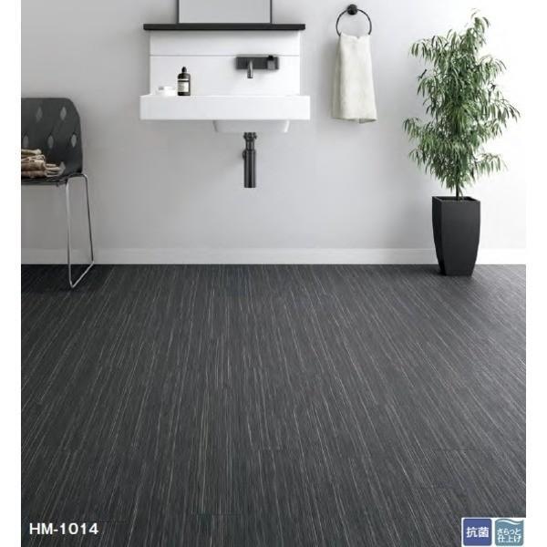 【直送】サンゲツ 住宅用クッションフロア クラフトウッド 品番HM-1014 サイズ 182cm巾×4m