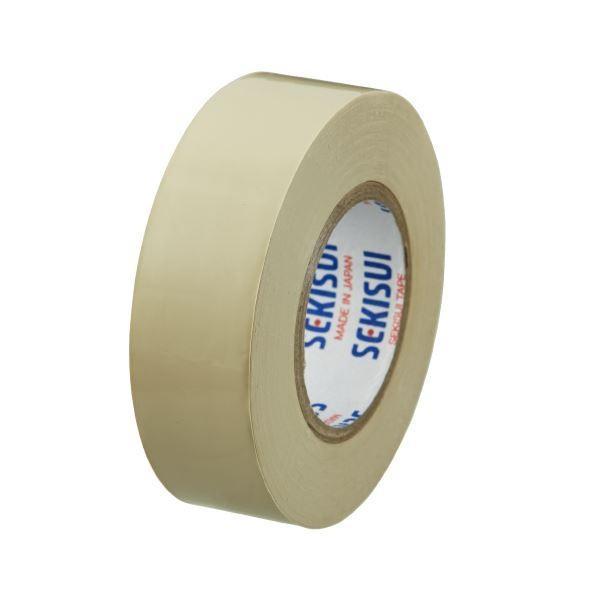 【直送】セキスイ ビニールテープ 19mm×10m 15色セット〔×30セット〕