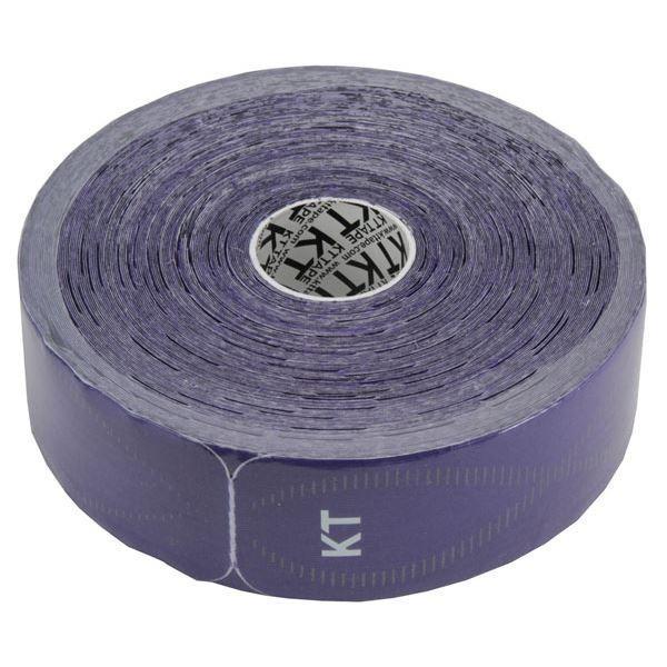 【直送】テーピング/キネシオロジーテープ 〔パープル〕 幅50mm ジャンボロールタイプ 150枚入り 『KT TAPE PRO KTテーププロ』