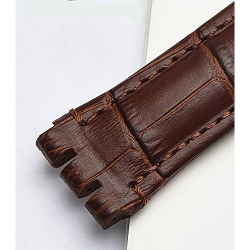 スウォッチ 対応 互換ベルト swatch 交換ベルト 皮 ※純正ではありません。casllee|happyness|05
