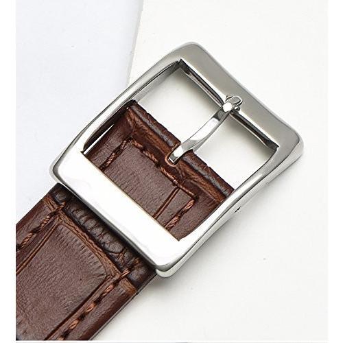 スウォッチ 対応 互換ベルト swatch 交換ベルト 皮 ※純正ではありません。casllee|happyness|06