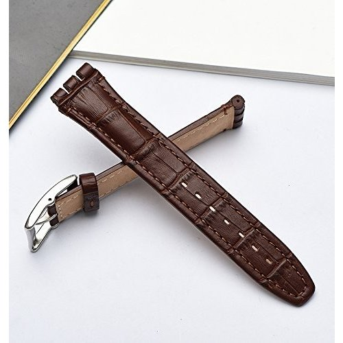 スウォッチ 対応 互換ベルト swatch 交換ベルト 皮 ※純正ではありません。casllee|happyness|09