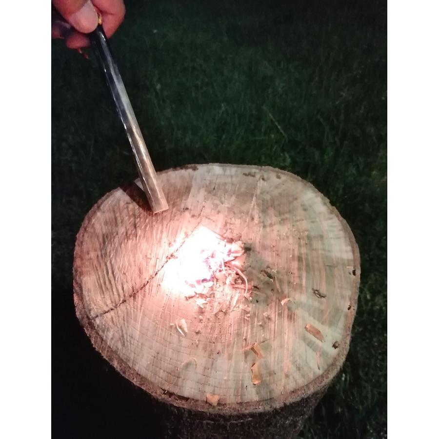 火おこしセット 火おこし 方法 火起こし コツ 木 サバイバル アウトドア トーチ  ファットウッド 販売 casllee|happyness|08