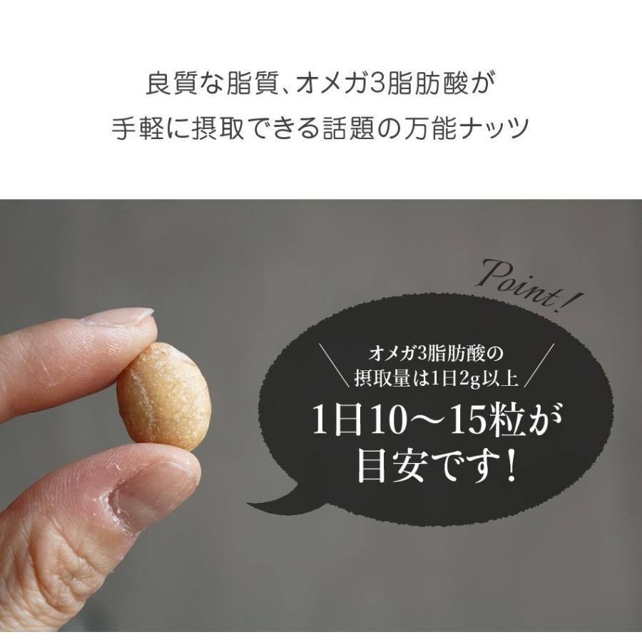 サチャインチナッツ ペルー 産 素焼き 無塩  無添加 100g オメガ3 お家ダイエットおやつ ハッピーナッツカンパニー|happynutscompany|05