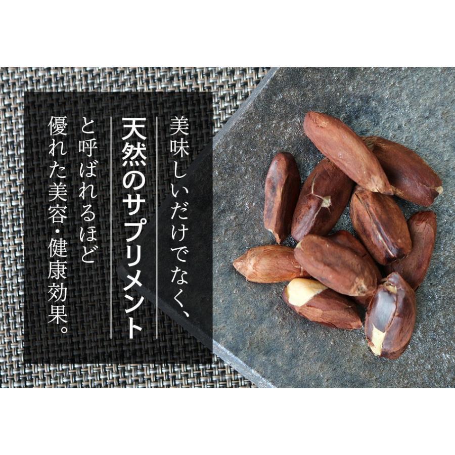 ピリナッツ フィリピン産 素焼き 無添加 無塩 90g 高タンパク質 からだづくり ハッピーナッツカンパニー|happynutscompany|07