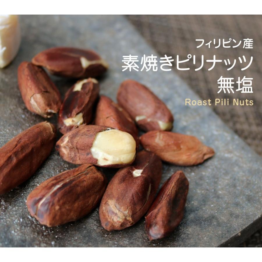 ピリナッツ フィリピン産 素焼き 無添加 無塩 90g 高タンパク質 からだづくり ハッピーナッツカンパニー|happynutscompany|09
