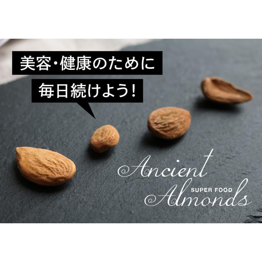 スーパーフード イタリア産 古代生アーモンド 無添加 150g ハッピーナッツカンパニー|happynutscompany|07