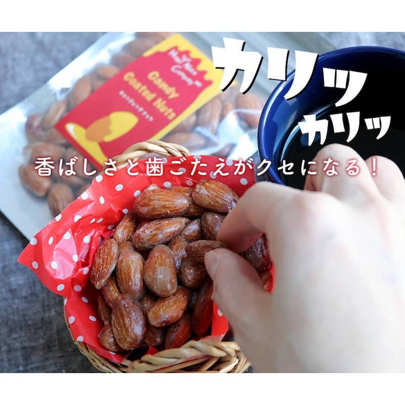 アーモンド キャンデイング 70g 体サポート ダイエットサポート ハッピーナッツカンパニー happynutscompany 03