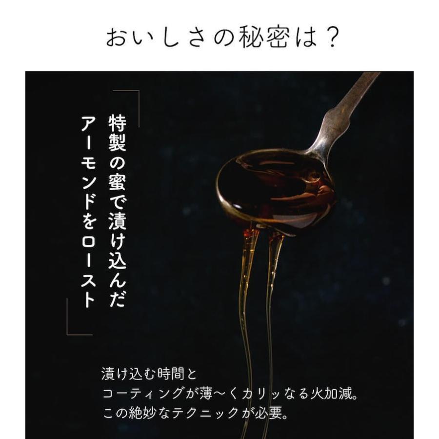 アーモンド キャンデイング 70g 体サポート ダイエットサポート ハッピーナッツカンパニー happynutscompany 04