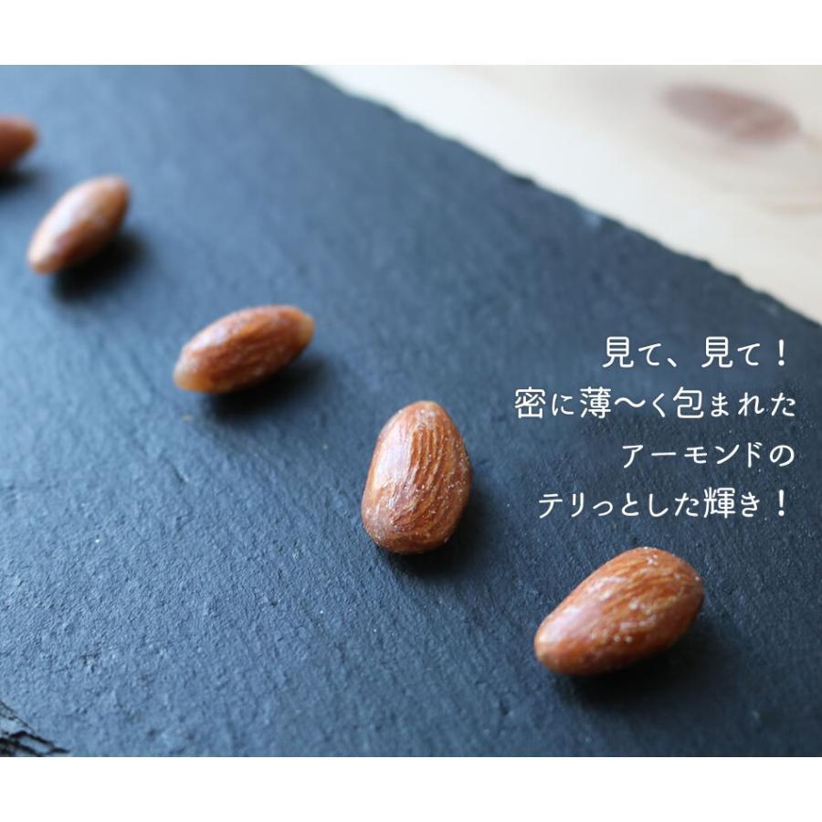 アーモンド キャンデイング 70g 体サポート ダイエットサポート ハッピーナッツカンパニー happynutscompany 05