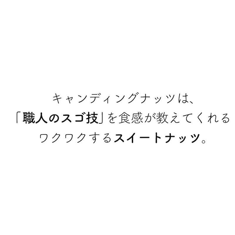 アーモンド キャンデイング 70g 体サポート ダイエットサポート ハッピーナッツカンパニー happynutscompany 06