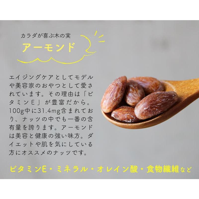 アーモンド キャンデイング 70g 体サポート ダイエットサポート ハッピーナッツカンパニー happynutscompany 09