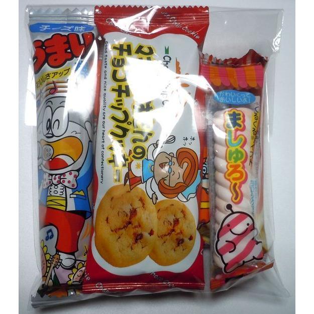 80円 駄菓子 詰め合わせ OPP袋入りFセット お菓子アソート、詰め合わせ harasho