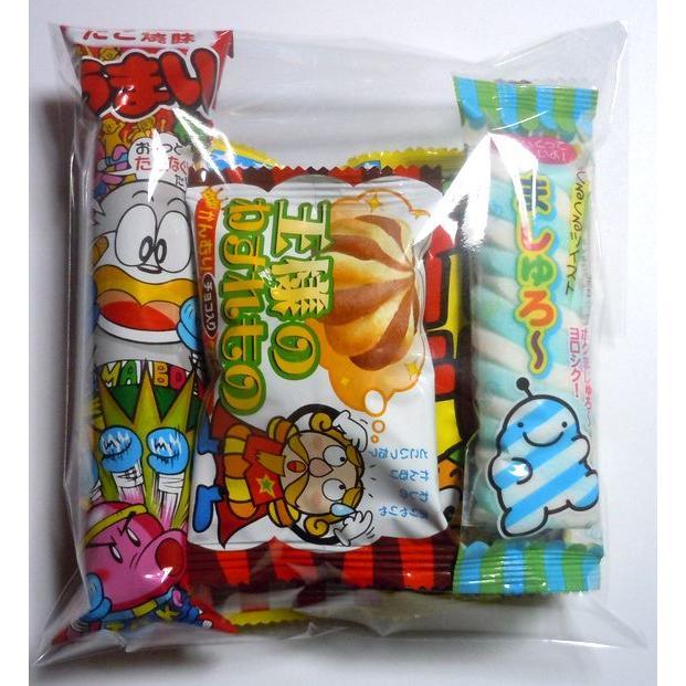 80円 駄菓子 詰め合わせ OPP袋入り Gセット  お菓子アソート、詰め合わせ harasho