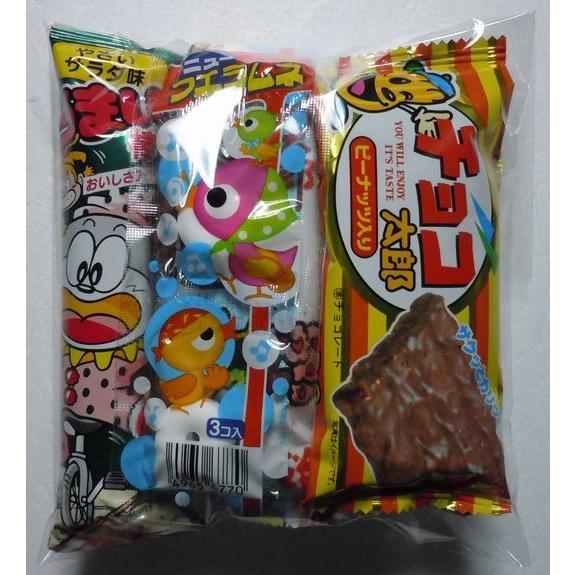 お菓子 駄菓子 詰め合わせ OPP袋入り 80円 Hセット harasho 03