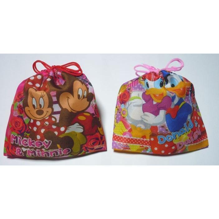 お菓子 駄菓子 詰め合わせ 結婚式 プチギフト ディズニー 巾着袋入り   メッセージカード サンクスカード harasho 08