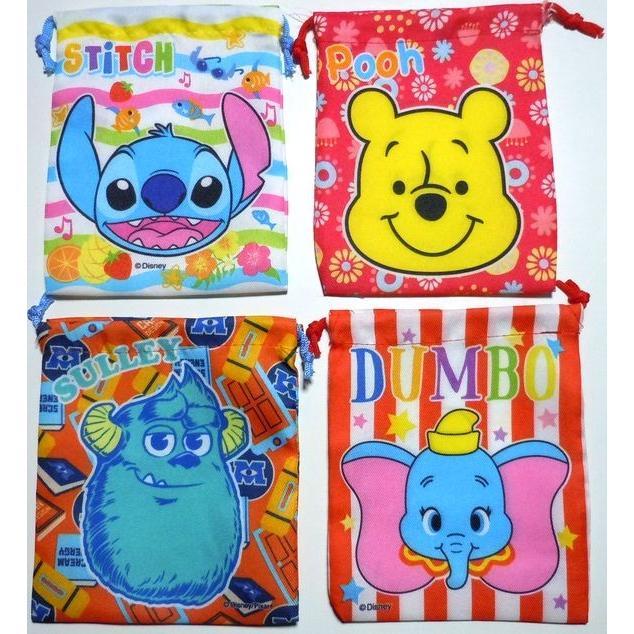 お菓子 駄菓子 詰め合わせ ディズニー ミニ 巾着袋入り 150円  harasho 05