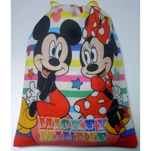 200円 お菓子 駄菓子詰め合わせ ディズニー ビッグサイズ 大判巾着袋入り|harasho