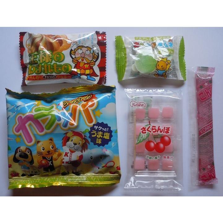 お菓子 駄菓子 詰め合わせ ディズニー ツムツム 巾着袋入り 150円 |harasho|02