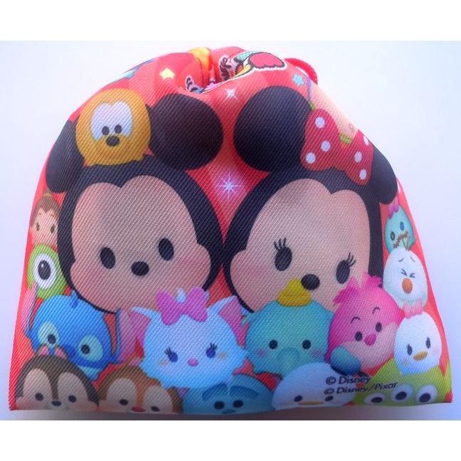 特別セール品 100円 駄菓子 実物 詰め合わせ 巾着袋入り ツムツム ディズニー