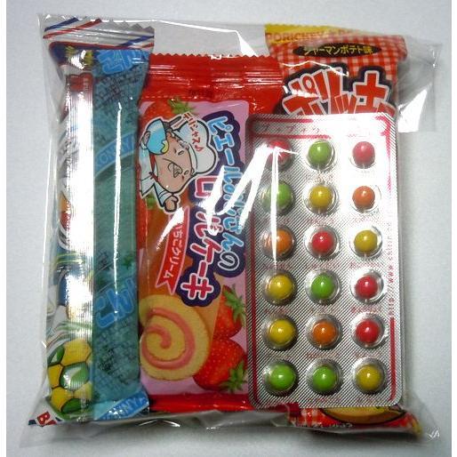 お菓子 駄菓子 詰め合わせ OPP袋入り 130円|harasho