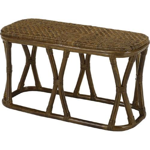 ベンチ ダイニングベンチ 長椅子 玄関ベンチ リビングベンチ NEW ARRIVAL スツールベンチ お見舞い 幅76cm 籐家具 イス 籐 チェア チェアー 椅子 ラタン家具 ラタン いす