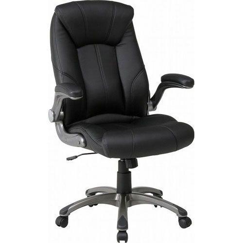 エグゼクティブチェア デクシア ブラック b-83739 幅670 奥行715 高さ1010〜1090mm 高さ1010〜1090mm 椅子 オフィスチェア デスクチェア ワークチェア