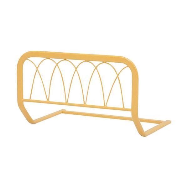 ベッドガード ベージュ ベッド用 ベッドの柵 柵 訳あり商品 即日出荷 転落防止 ガード ズレ落ち防止 サイドガード