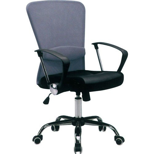 オフィスチェア ワークチェア ワークチェア デスクチェア レヴィ グレー 椅子 パソコンチェア 肘付き 肘付 アーム付き アームチェア
