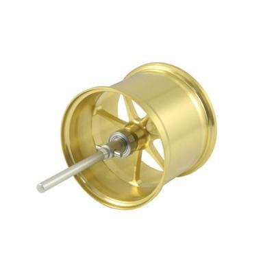 アベイル 16アルデバランBFS用マイクロキャストスプール Avail Microcast Spool 16ALD15R CGLD シャンパンゴールド