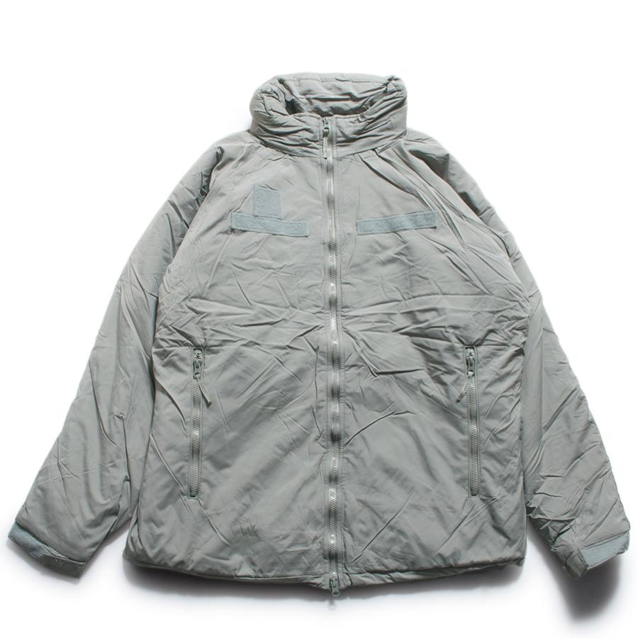 ECWCS GEN3 LEVEL7 PRIMALOFT PARKA プリマロフト パーカー グレー (DEAD STOCK)|hartleystore