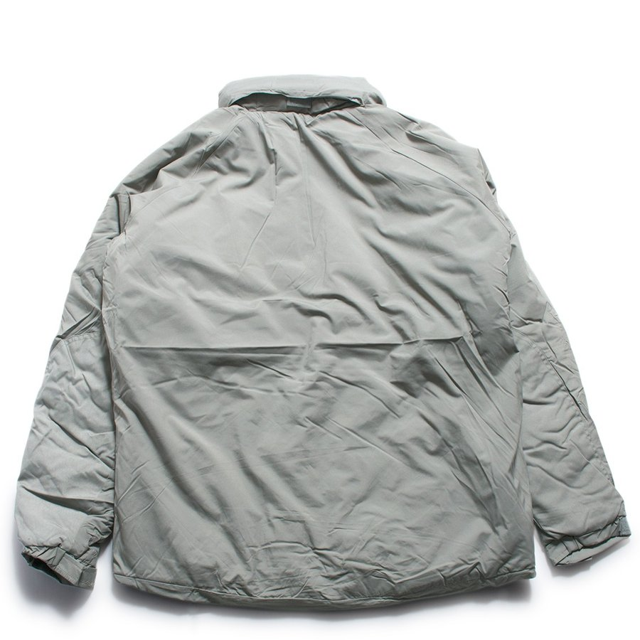 ECWCS GEN3 LEVEL7 PRIMALOFT PARKA プリマロフト パーカー グレー (DEAD STOCK)|hartleystore|02