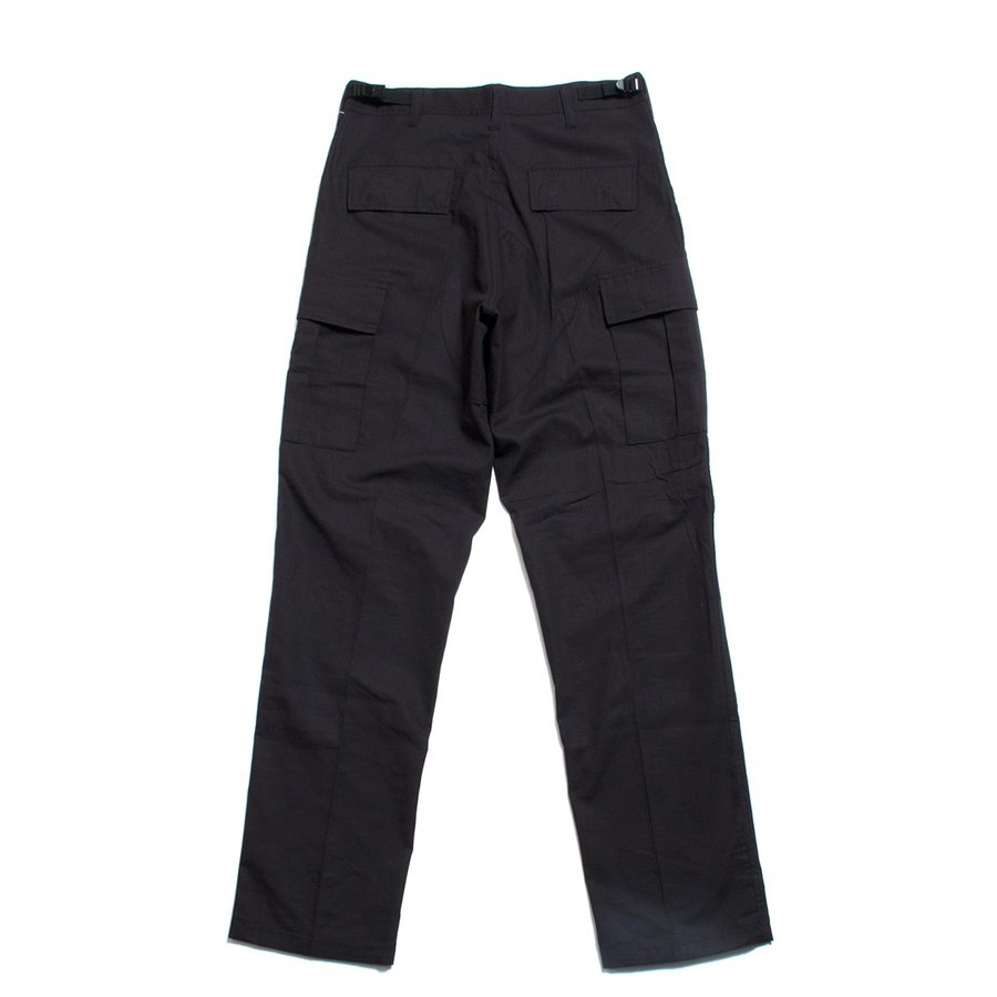 ROTHCO ロスコ ミリタリー カーゴパンツ RIP-STOP BDU PANT ブラック|hartleystore|08