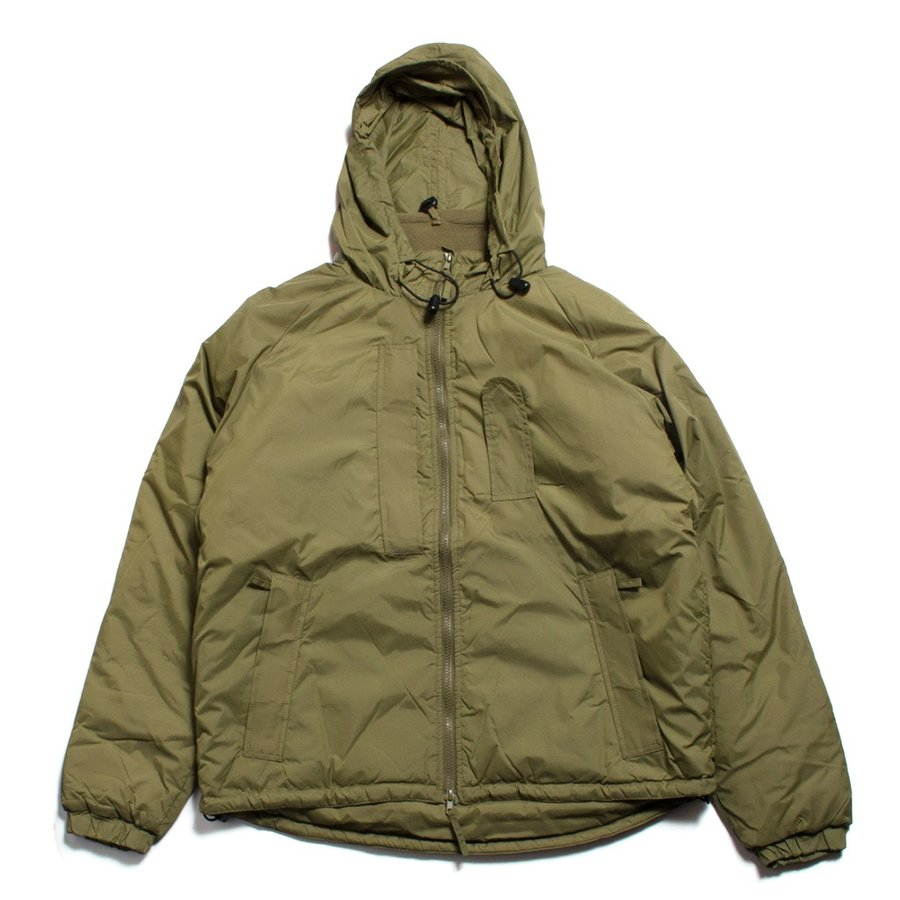 イギリス軍 ジャケット British PCS Thermal Jacket (DEAD STOCK)|hartleystore